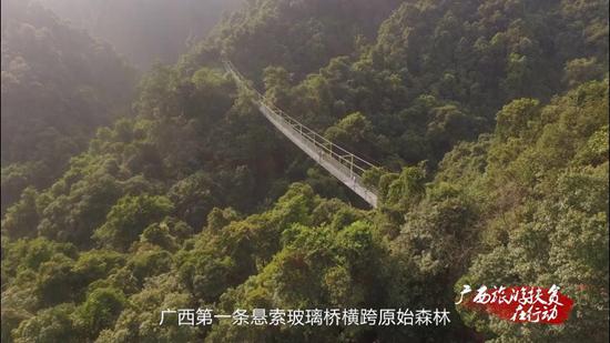 旅游扶贫走进融水 共建乡村生态旅游胜地