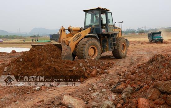 柳城19个重大项目集中开竣工 项目总投资约30亿元