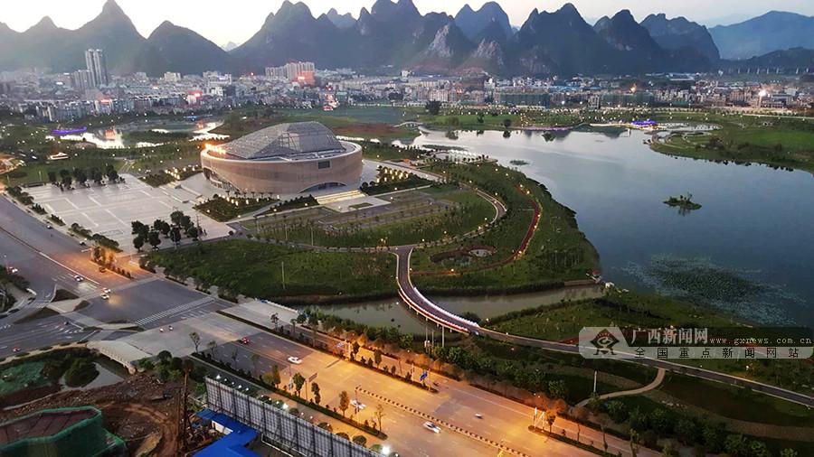 贺州市城市总体规划获自治区政府正式批复