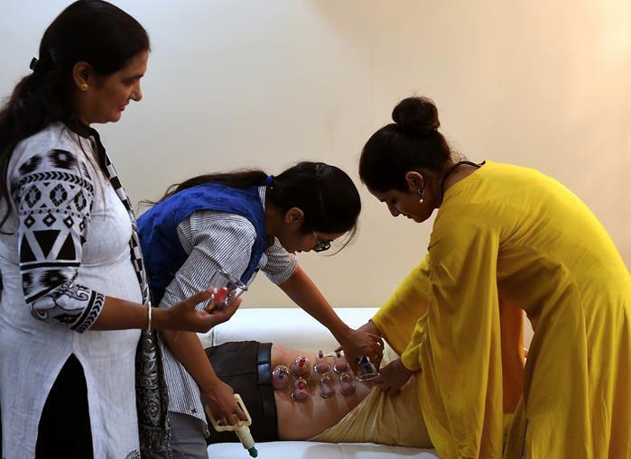 纪念柯棣华诞辰108周年针灸研讨会在印度举行