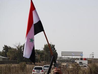 叙利亚重开戈兰高地库奈特拉口岸