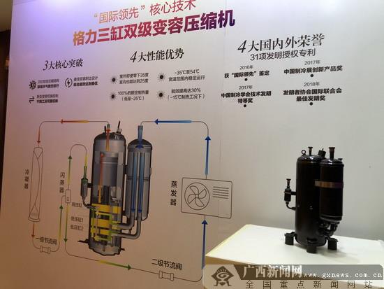 格力原创压缩机开启热泵供暖新时代
