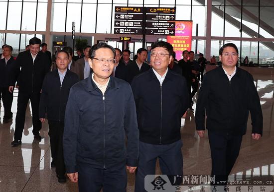 陈武:扎实推进漓江生态建设与科学保护