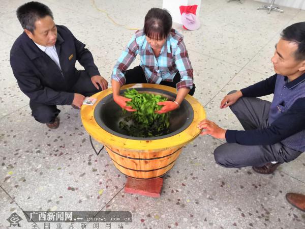 玉林兴业:党建映红脱贫路
