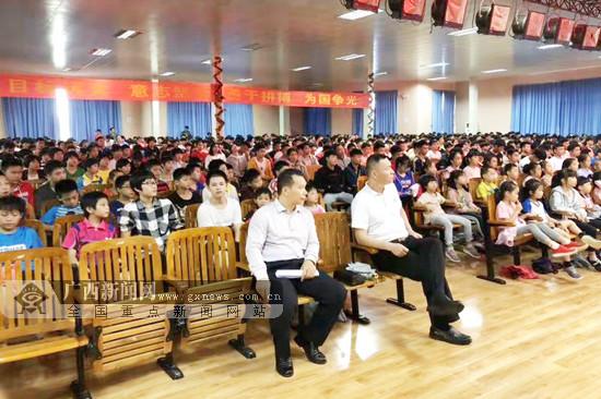 广西体育运动学校开展2018秋季学期消防应急演练