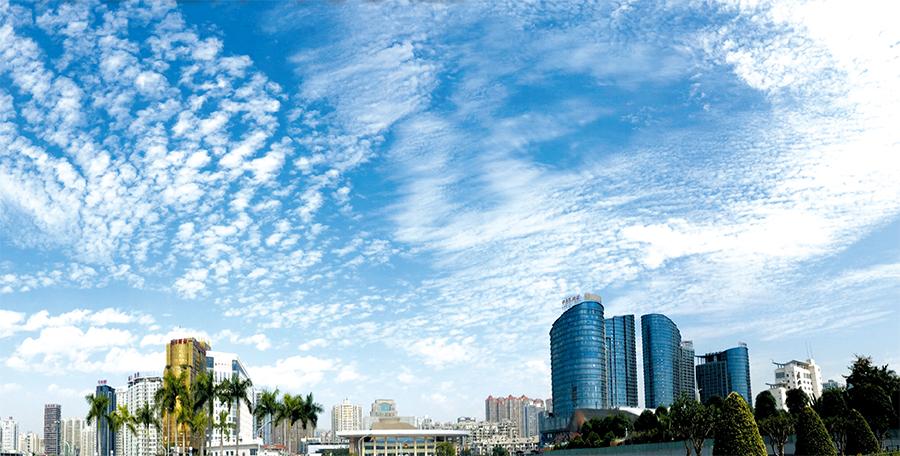 南宁市区环境空气质量优良率93.8%   排名全区第三