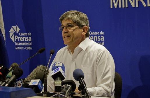 古巴强烈反对美国实施新制裁