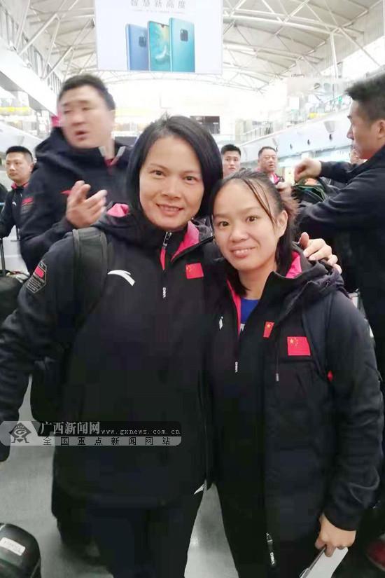 2018举重世锦赛:广西运动员蒋惠花斩获3枚铜牌