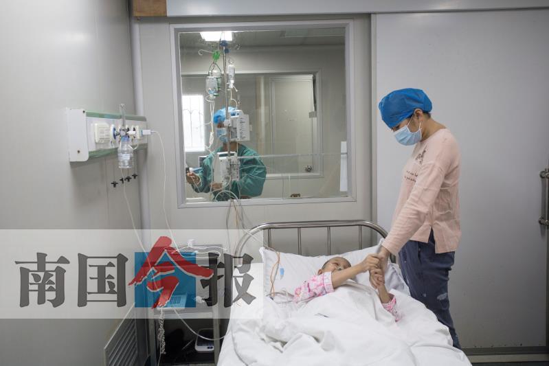 获捐造血干细胞 爱心接力为重型地贫女孩带来希望