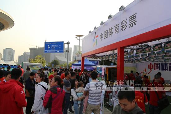 销售超36亿 广西体彩提前54天完成2018年销售任务