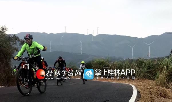 桂林兴安县举行第二