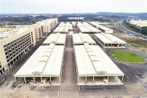 南宁农产品交易中心打造