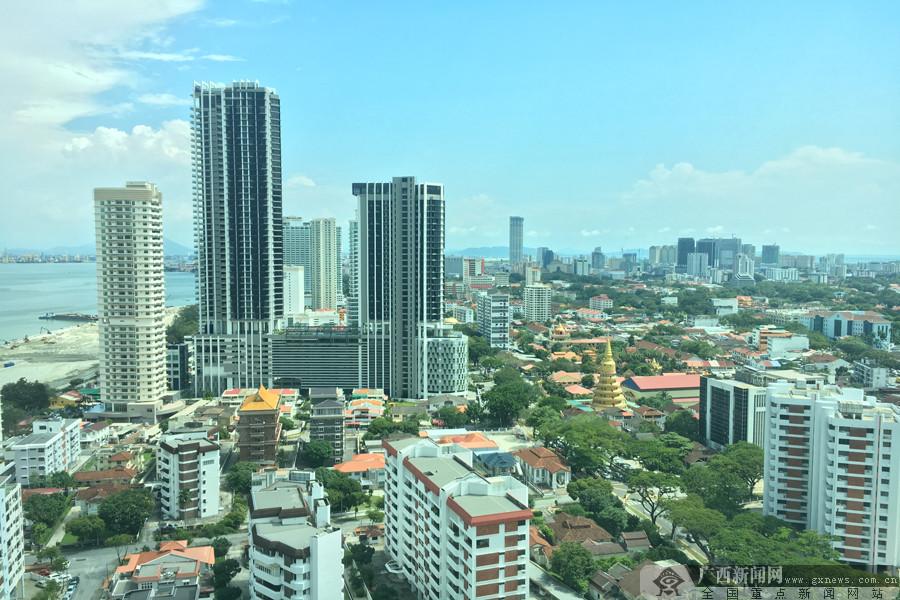 2018中国-东盟国际汽车拉力赛马来西亚赛段启程