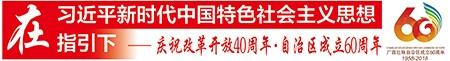 """【辉煌60年 壮美新广西】广西奋力建设""""大交通""""对接""""一带一路"""""""