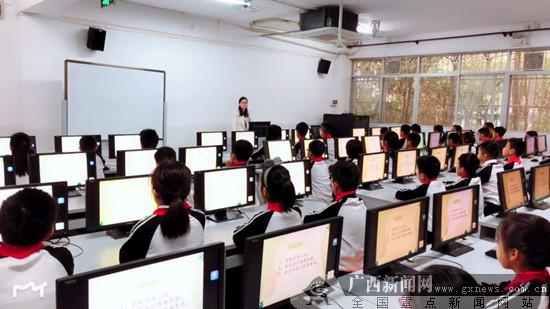 桂雅路小学:分享融合教学经验推动教育信息化发展