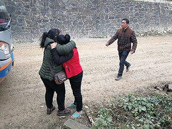 21日焦点:女子被拐30年后终找到回家路