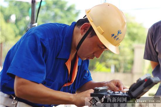 广西率先建成县以上城市千兆光网