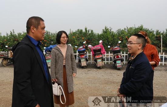 [来宾行]来宾海升公司:智慧农业