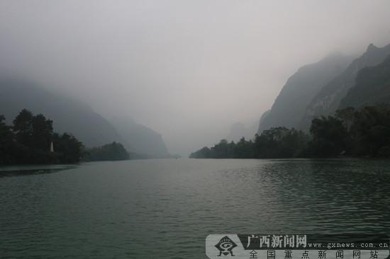 [来宾行]忻城乐滩湿地公园:乡村休闲娱乐好去处
