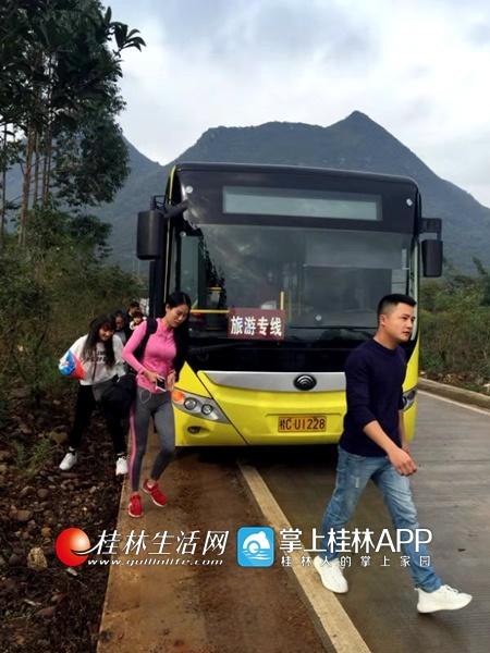 """恭城积极打造""""生态示范县"""" 公交覆盖全县乡镇达88%"""
