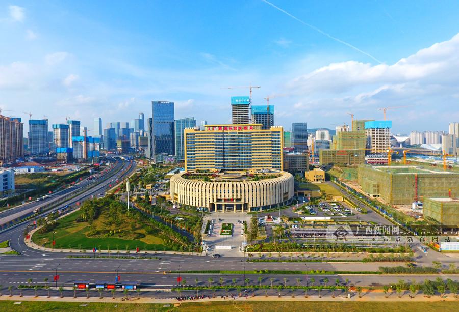 金凤振翅惠泽壮乡――广西国际壮医医院建设纪实