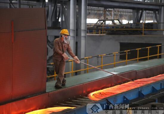 [网记网友看港口]盛隆冶金:明星企业带动万人就业