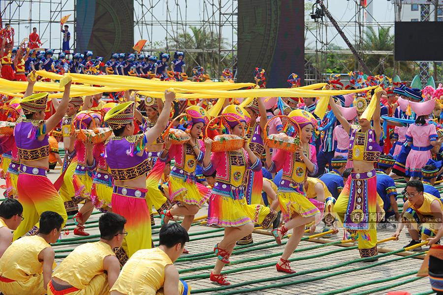 壮美新广西 奋进新时代——广西壮族自治区成立60年发展纪实