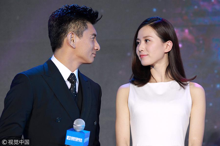 吴奇隆公布刘诗诗有身:这些年隆诗CP的高糖合集 眼中只有互相甜过初恋