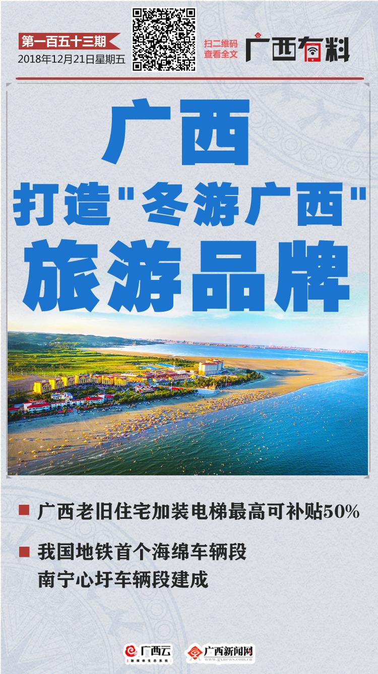 """【广西有料】第一百五十三期:广西打造""""冬游广西""""旅游品牌"""