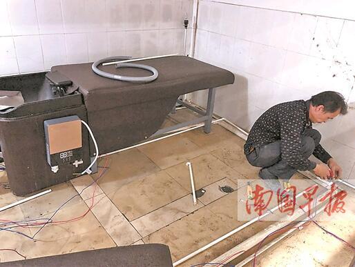南宁市一烫染店发生煤气中毒事件 6人被紧急送医