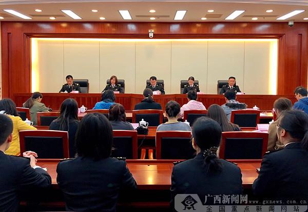 改革开放40周年广西交答卷 外贸增长9535倍