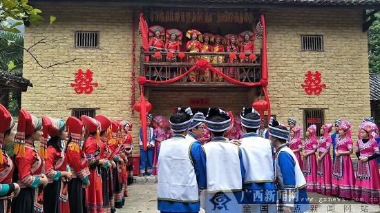 广西宜州壮年节 四天三夜嗨不停