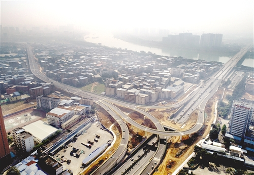 南宁市重大项目建设实现新跨越 助推经济社会发展