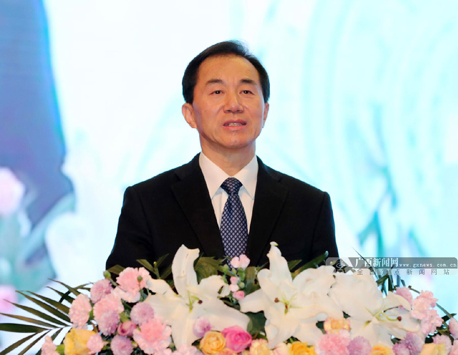2019年世界桂商暨商会经贸文化交流合作大会举行