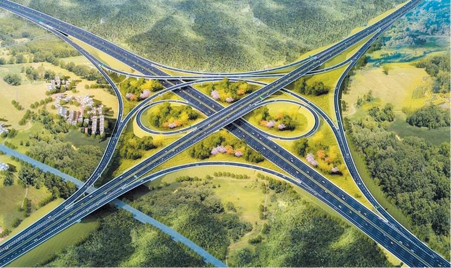 粤桂再添省际大通道 大塘至浦北高速路2021年通车