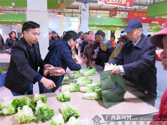 南宁:双润金品生活广场(鑫利华花城店)年货开街
