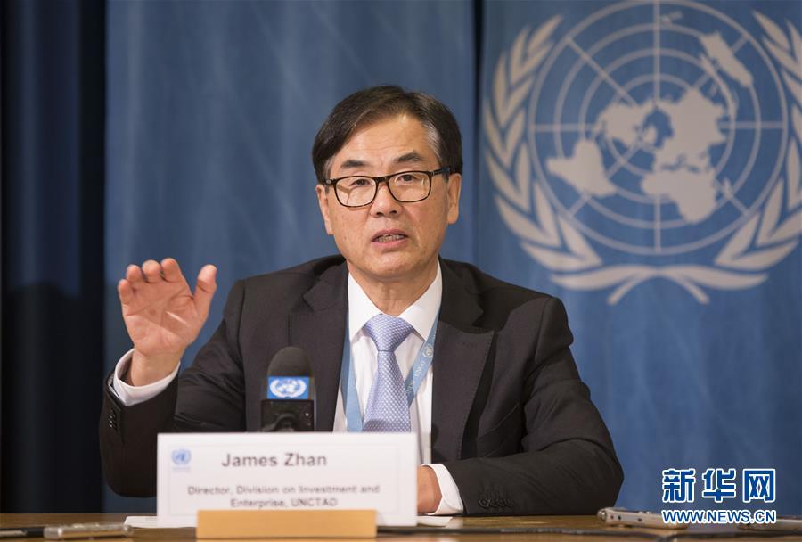 联合国报告称去年全球外国直接投资降至多年新低