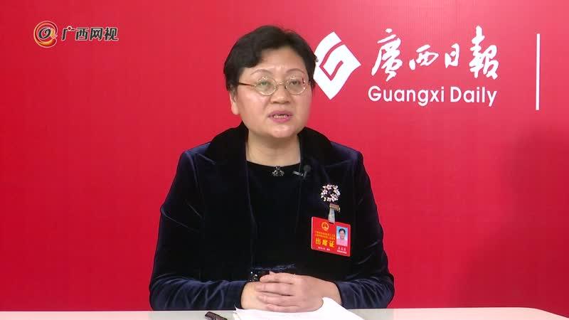 """李玉清:以""""撤县设市""""为契机 推动荔浦发展再上新台阶"""
