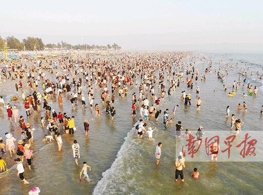 春节假期广西纳客2444万人次 同比增长23.3%(图)