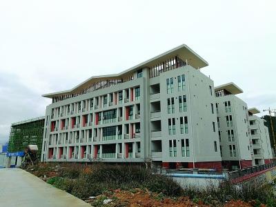 城北小学的各项基础设施建设完善 秋季将开学招生