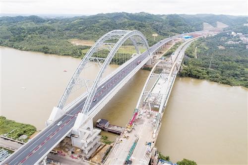 广西交通固定资产投资创新高 预计突破1100亿元