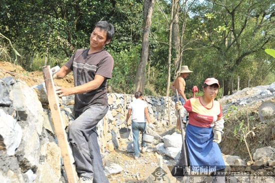 广西规范土地整治重大工程建设 总投资7.32亿元