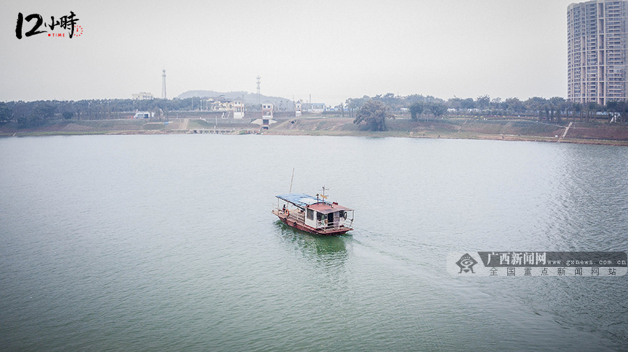 【12小时】为送南宁这两个片区的居民,他开渡船25年,每人只收2块钱