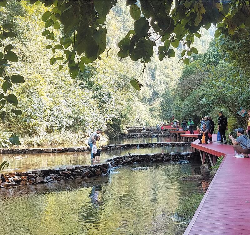 南宁将推动环大明山旅游区建设 园博园创5A级景区