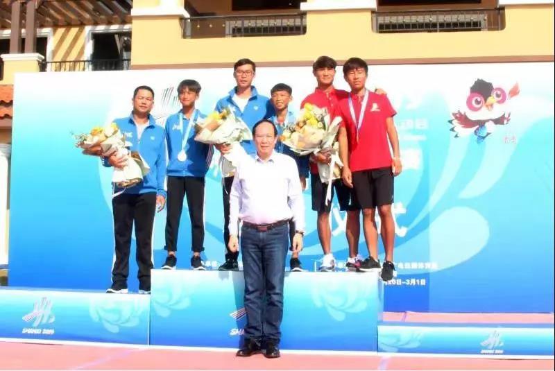 北海冲浪队为广西夺下首枚金牌,小将沈怡运送国家队!