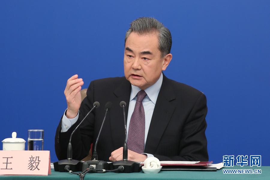 王毅:南海和平稳定的钥体育匙应掌握在地区国家自己手中