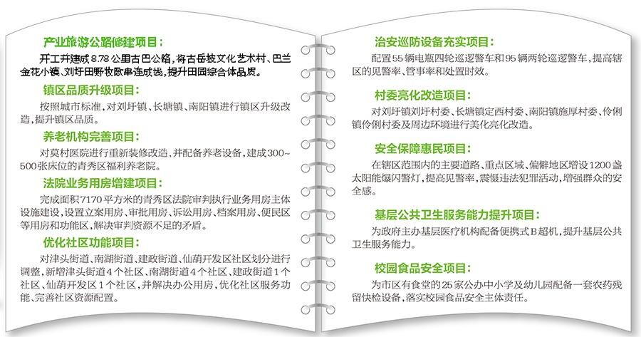 修建旅游公路等 南宁市青秀区将开展十件民生项目
