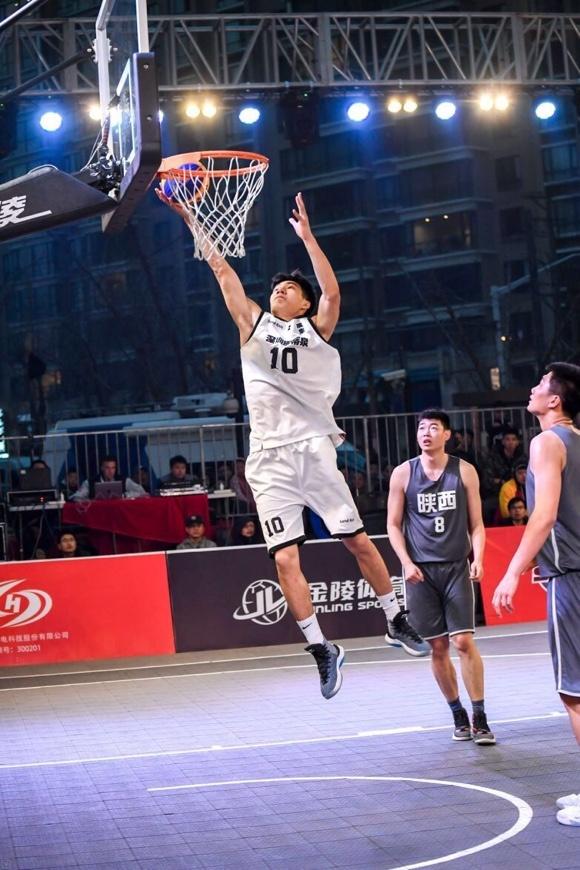 为东京奥运蓄力 全国最高水平三人篮球赛在沪打响