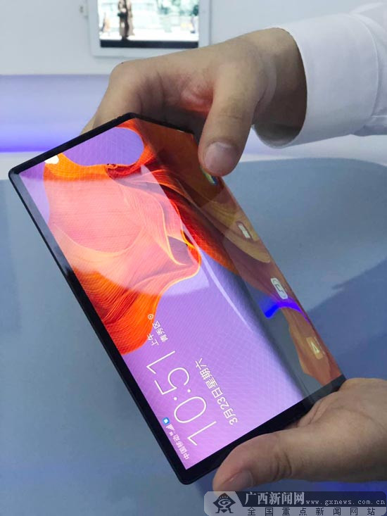 5G手机广西首秀 广西移动:客户不用换卡换号(图)
