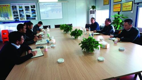 桂林七星区:一线约谈助推重大项目廉洁高效推进